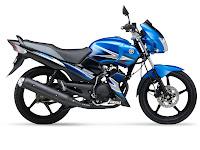 Yamaha SS125 Blue