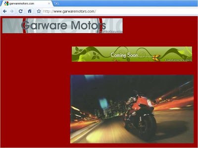 Garware Motors Site