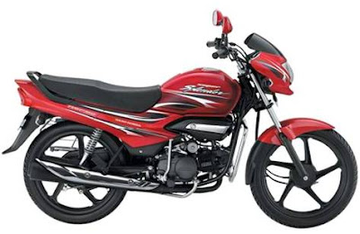 2010 Hero Honda Super Splendor