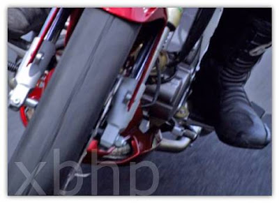 Mahindra Motorycle Teaser Video Screenshot