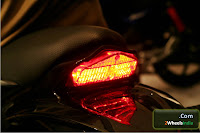 Mahindra Mojo Tail Light