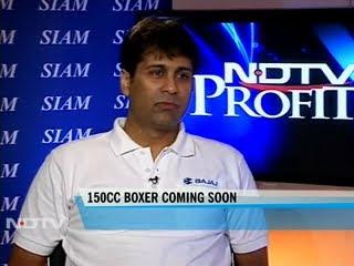 Mr. Bajaj & 150 cc Boxer