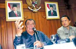 Gubsu H Syamsul Arifin SE