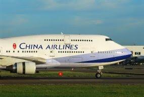 Pesawat China Airlines Terpaksa Mendarat Darurat