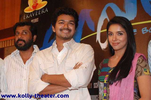 Kaavalan Movie Press meet Stills