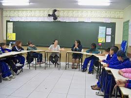 Escola Padre Carlos Wecki.