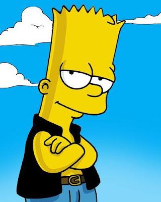 las mejores imagenes de bart simpson