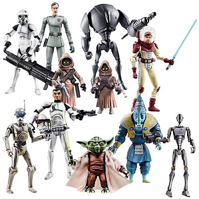 Some collectors tend to sell their vintage star wars action figures
