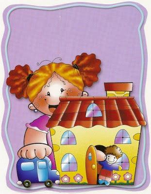 la casita 796086 Imagens para cartazes escolares para crianças