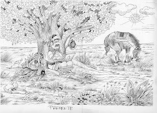 GauchoEnArbolPresente 758661 Desenhos para o Dia do Gaúcho para crianças