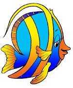 Decoupage Peixes e Animais marítimos