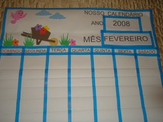 Calendários de EVA