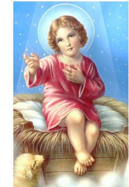 Imagens do Menino Jesus