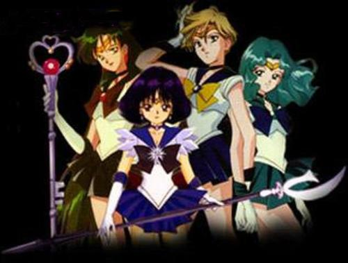 Las chicas 02 (Setsuna,Horaru,Haruka y Michiru).