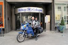 Köln ernennt Motorradfahrer zu Botschafter