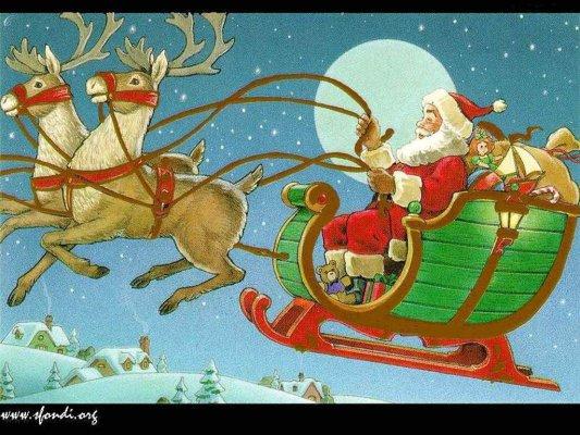 Oggettistica artigianale e riflessioni dicembre 2010 - Babbo natale modello artigianale ...