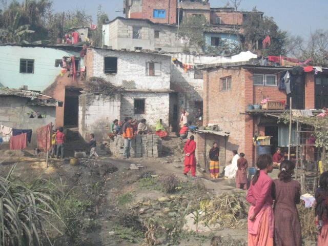 ネパールに着きました!