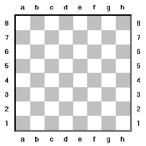 Nifty image with printable chess board