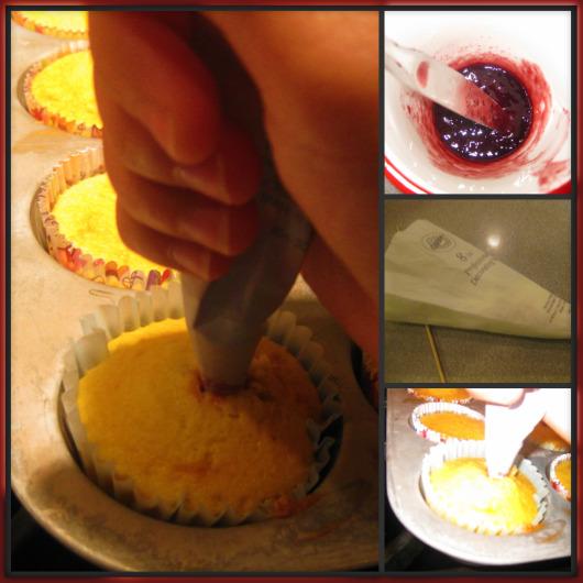 Easy Cupcake Filling