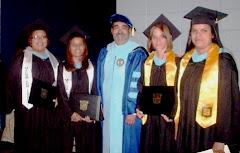 Graduación Universidad del Turabo 2009