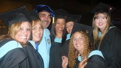 Estudiantes de Maestría Ana G. Méndez