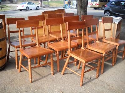 Muebles kotue comedores en roble y pino oreg n nacional for Comedores en pino