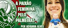 A paixão feminina pelo Palmeiras.