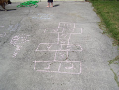Ah now that's hopscotch