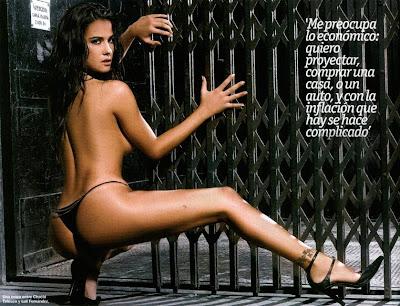 famosas en bikini pilladas en bikini chicas sexys   Delfina Gerez Bosco