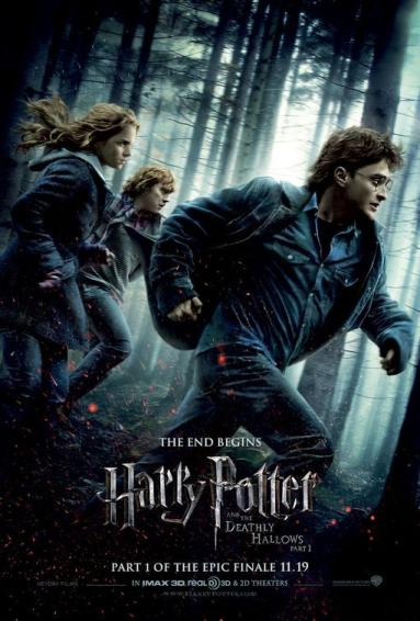 Harry Potter Deathly Hallows PART I (2010)