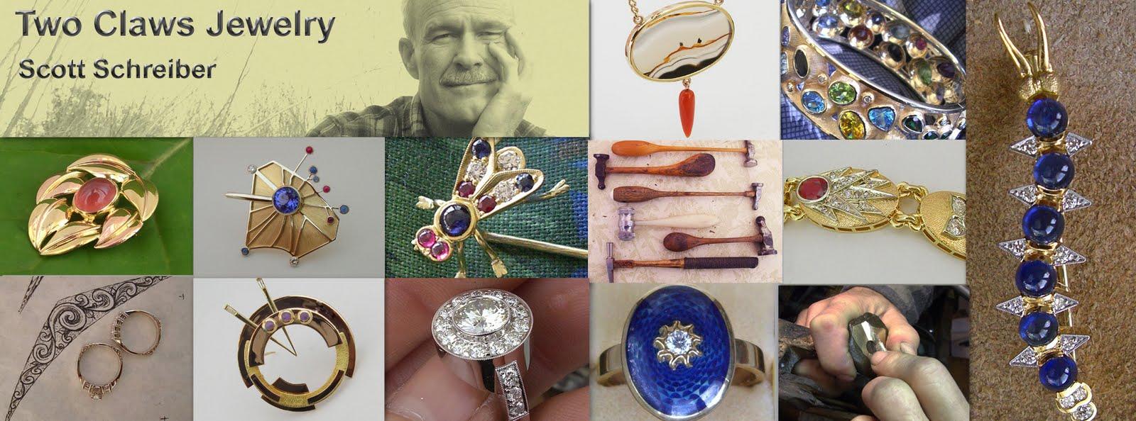 Two Claws Jewelry  / Scott Schreiber
