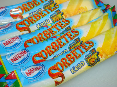 Nestlé Ice Cream's Sorbetes Ice Cream Stick