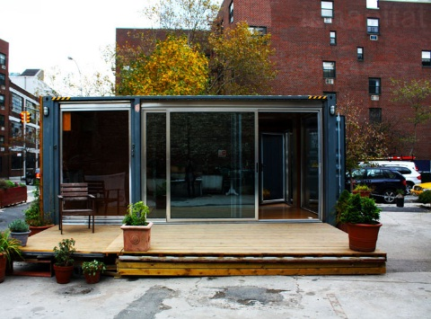 Simple home decoration simple home shipping container - Simple container homes ...