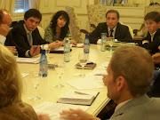 Reunión de Comisión de Asuntos Municipales