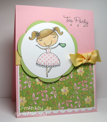 avery s tea party invitations cards by kerri
