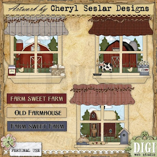 Digi Web Studio Blog Farmhouse Windows 1
