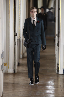 LANVIN Fall Winter 2008/2009 Mens Runway Pictures