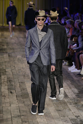 LANVIN Spring Summer 2009 Mens Runway Pictures