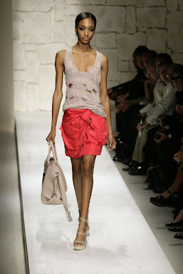 Salvatore Ferragamo Spring Summer 2009 Womens Runway Pictures