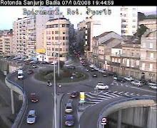 Camaras Güé Tráfico Vigo