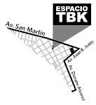 COMO LLEGAR A TBK: Trelles 2033 / 4586-2971/                  espaciotbk@gmail.com