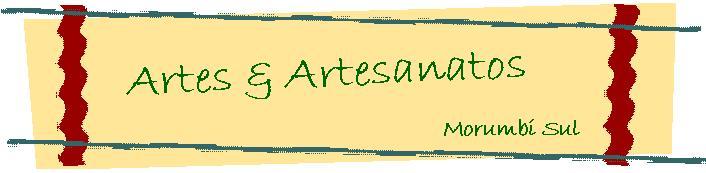 Artes e Artesanatos