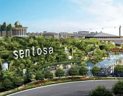 Genting International - Sentosa IR
