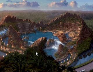 Eighth Wonder - Volcano Land Attraction
