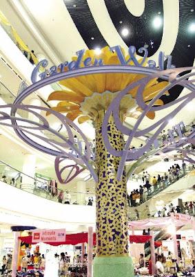 Tampines Mall Atrium