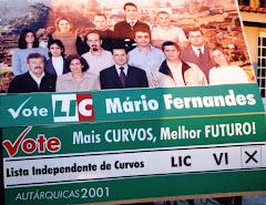 LIC 2001 - Campanha eleitoral
