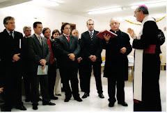Inauguração da ampliação e beneficiação do Centro Social de Curvos