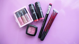 SORTEO NYX PINK-RED