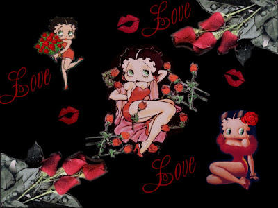 betty boop wallpaper easter. Betty Boop Wallpapers