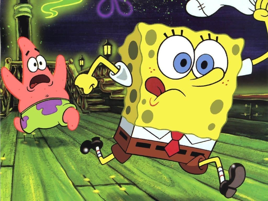 Background images of Spongebob Squarepants wallpapers.